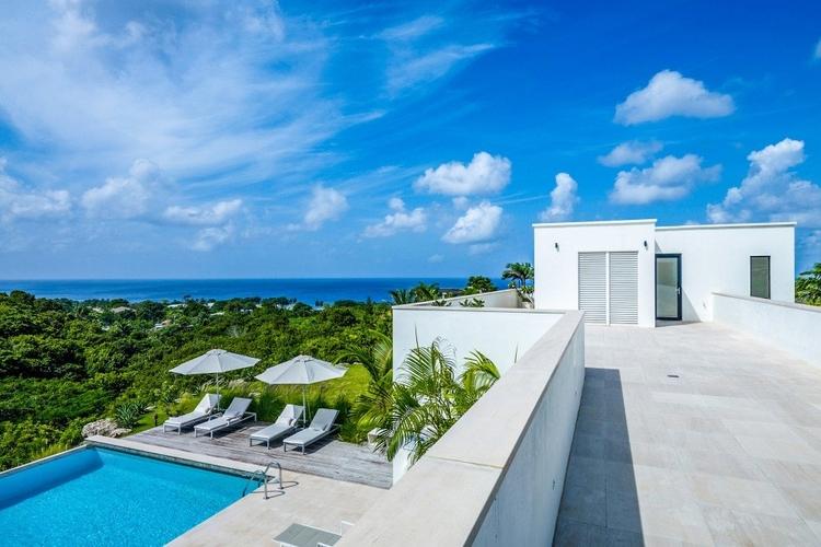 villas in Barbados with views