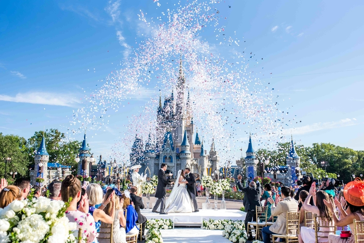 There are a few different venues at Disney World