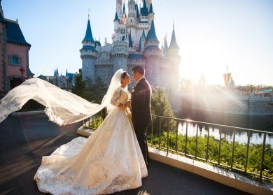 Getting married at Disney World