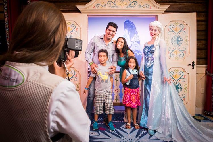 Disney Photopass at Disney World Orlando is fun for everyone