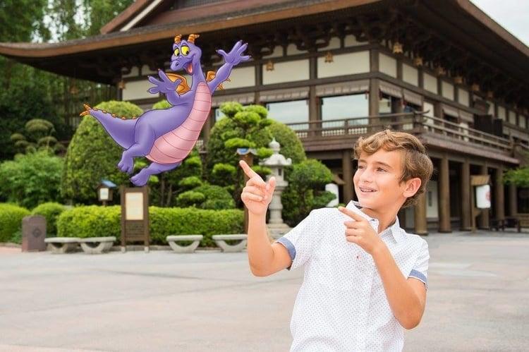 Disney Photopass Magic Shots