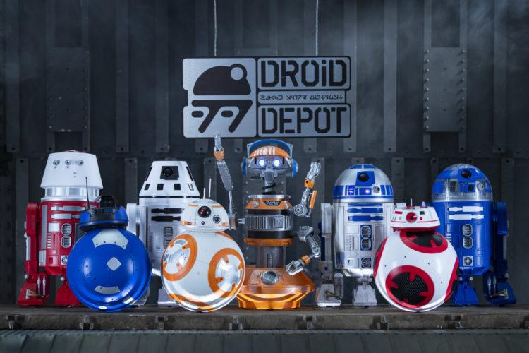 Star Wars Land Disney Orlando