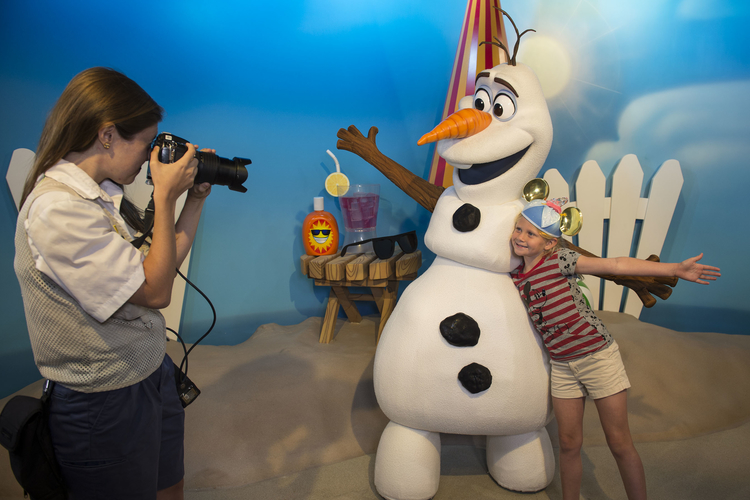 Disney Photopass locations around Disney World