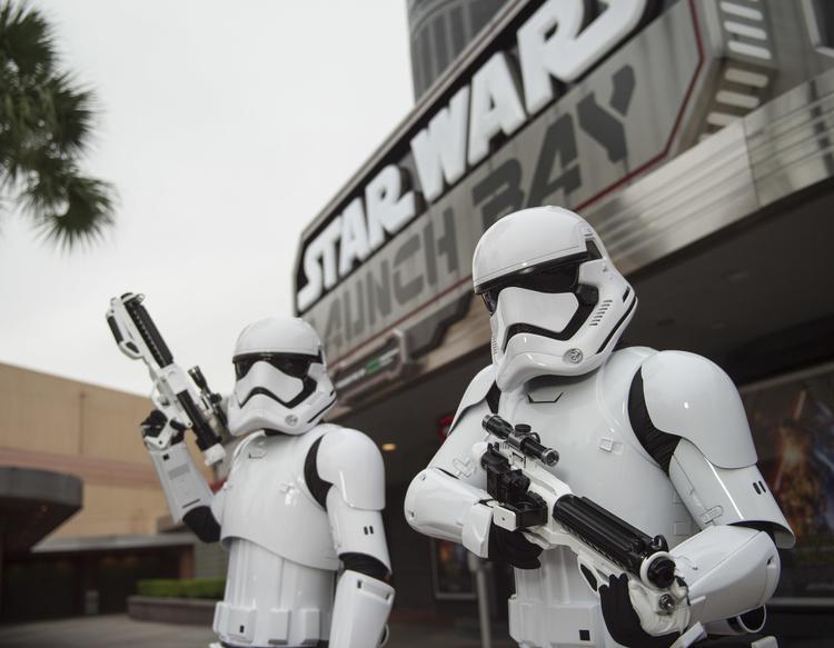 Star Wars Land Orlando