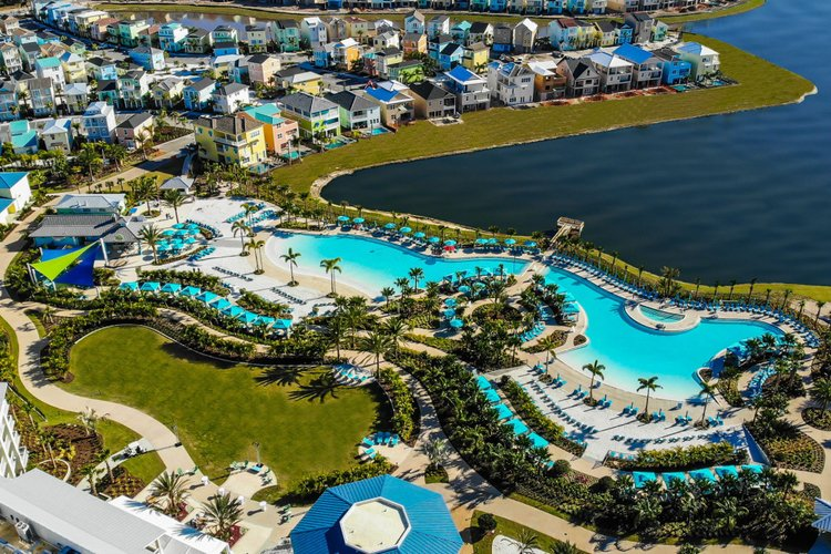 Margaritaville Resort Orlando offers great accommodation and amenities