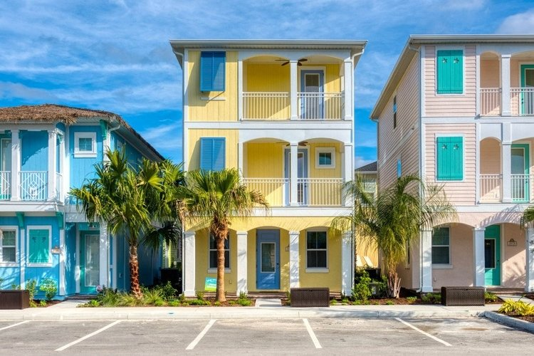 Margaritaville Resort Orlando villas are perfect for all the family