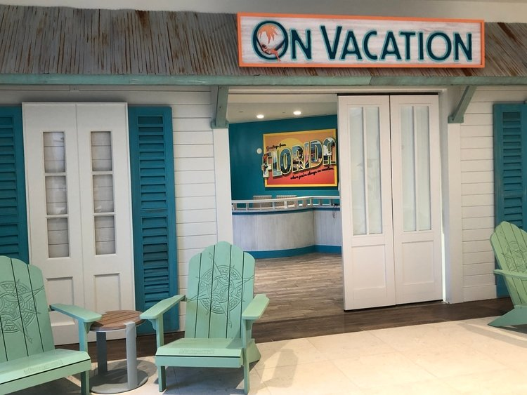 There are lots of places to eat and drink at Margaritaville Resort
