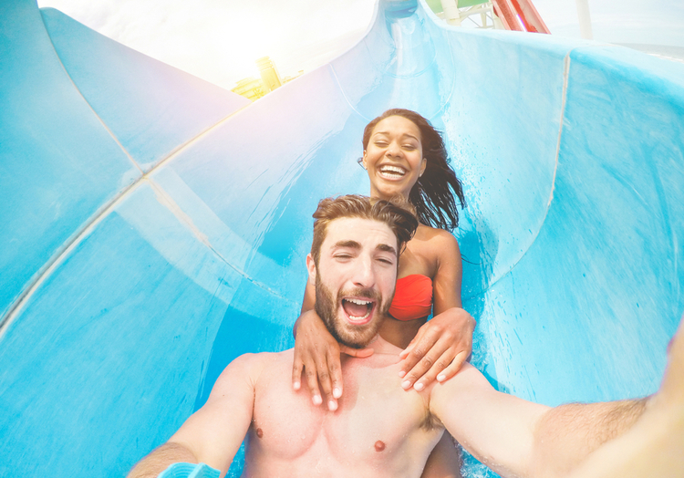 Margaritaville Orlando is home to Island H20 Live waterpark