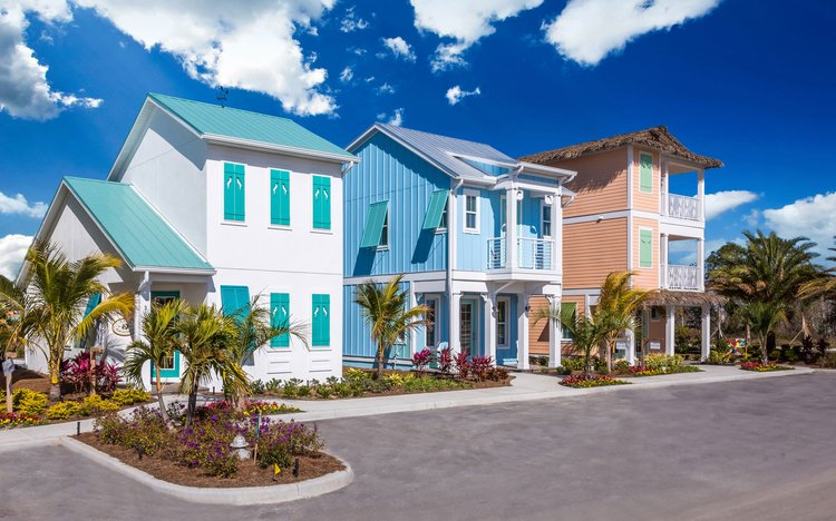 The villas at Margaritaville Resort Orlando at the perfect place to stay
