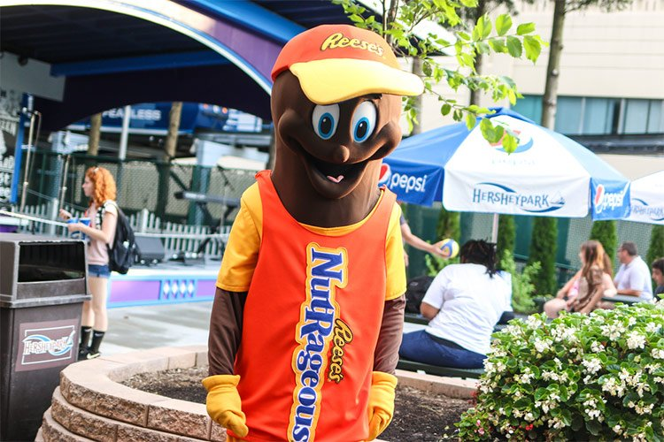 Hersheypark has some of the best dining options of any theme park in the USA
