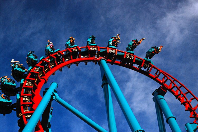 Theme parks in Six Flags New England