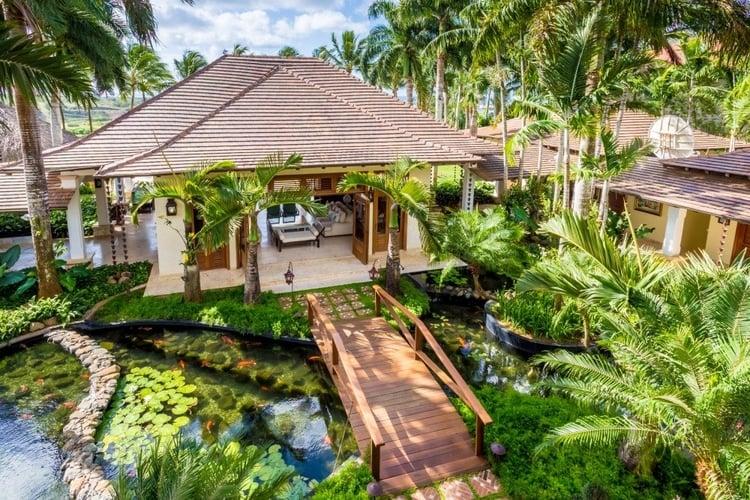 Winter sun villas