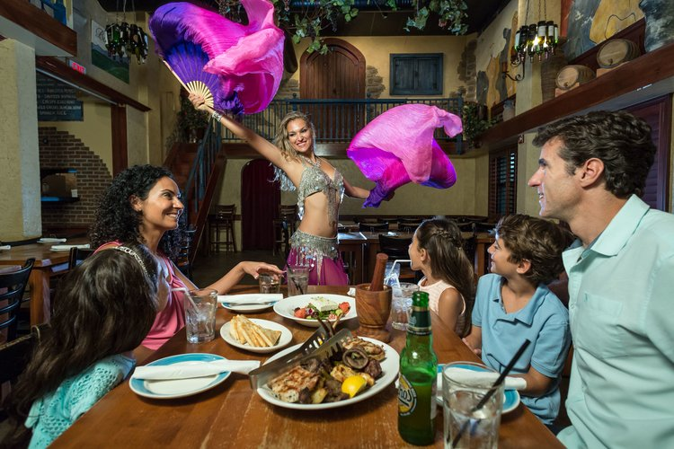 Fun kids restaurants in Orlando