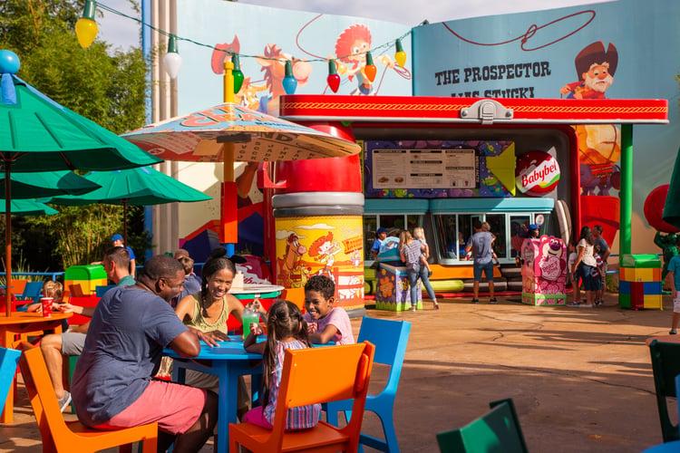 Cheap family restaurants in Orlando
