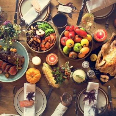 Thanksgiving in Orlando