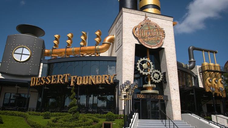 Check out these fun restaurants in Orlando Florida