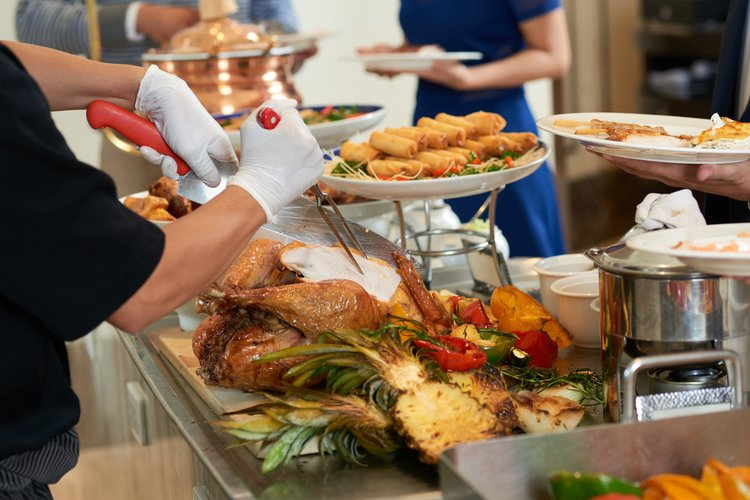 Thanksgiving buffets in Orlando