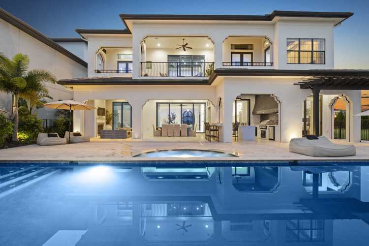 Reunion Resort is a 7 bedroom villa in Orlando