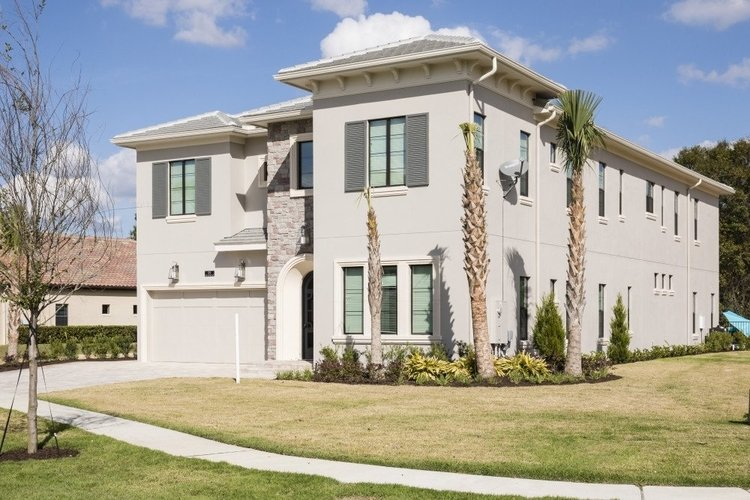 7-bedroom villa located in Reunion Resort, Orlando