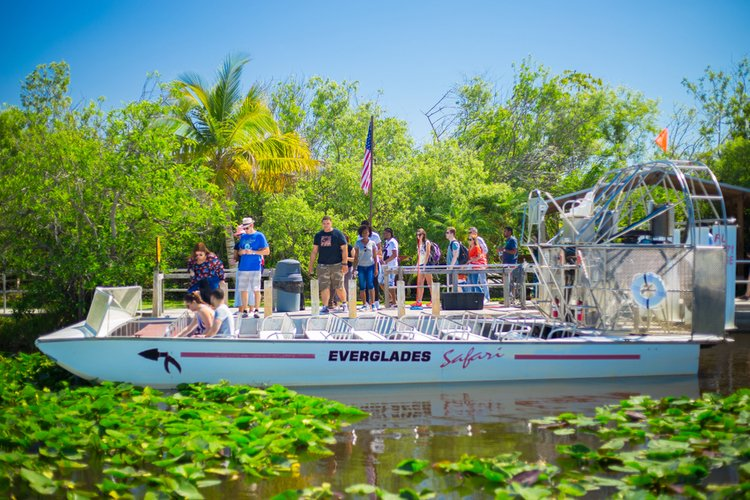 Things to do in Orlando outdoors