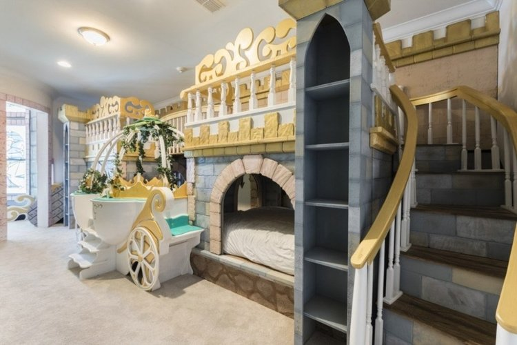 Cheap vacation rentals with themed rooms in Orlando