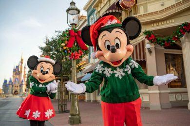 Christmas in Orlando 2020