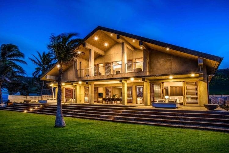 5 bedroom villa in Barbados with a private chef