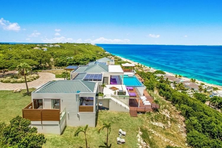 Luxury villas in St Martin