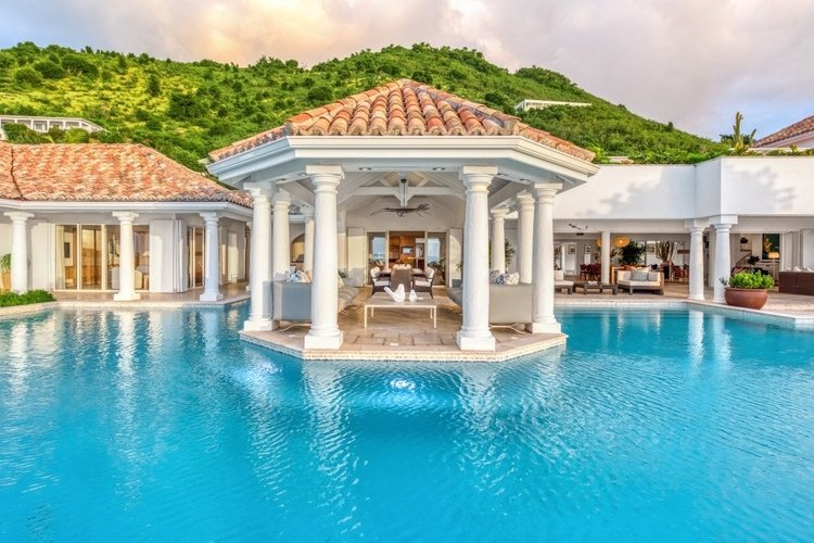 Luxury accommodation in St.Martin