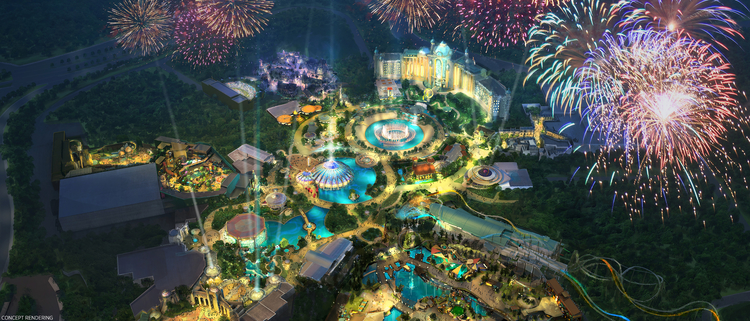 Epic Universe is the new theme park at Universal Studios Orlando