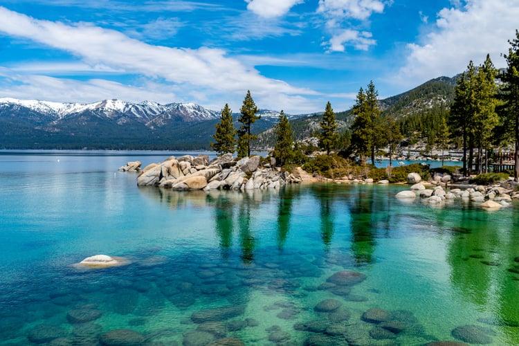 2021 vacations in Lake Tahoe