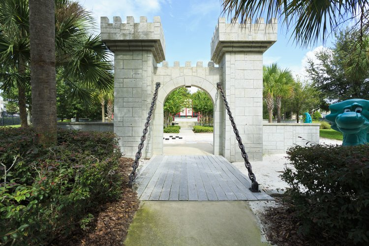 Kids will love the playground at Windsor Hills