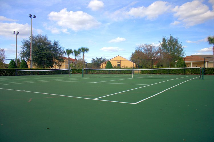 Windsor Hills tennis courts