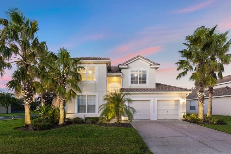 A villa in Windsor Hills Resort Orlando