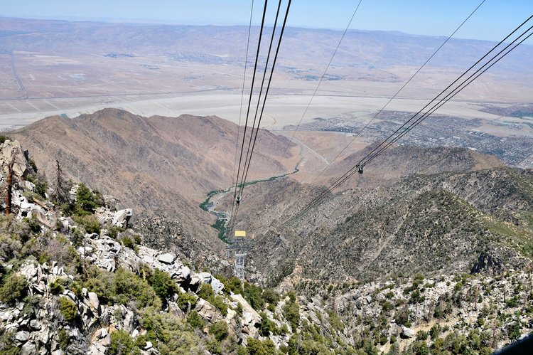 Adventurous things to do in Palm Springs