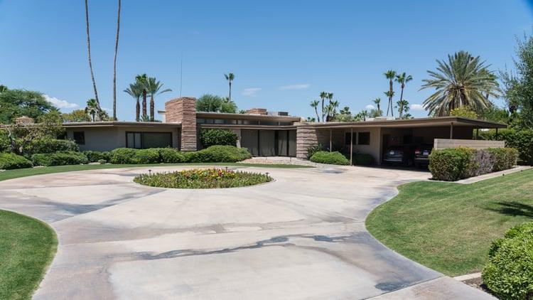 Palms Springs villas