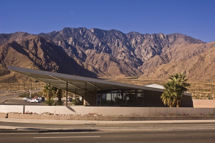 There are so many activities and attractions in Palm Springs including the Visitor's Center