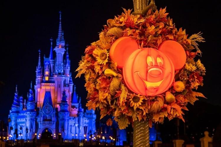 Halloween in Orlando 2021