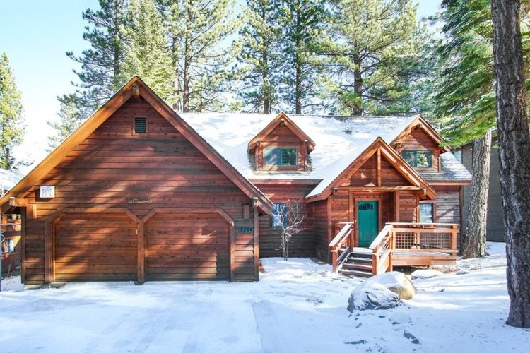 Lake Tahoe cabins for families
