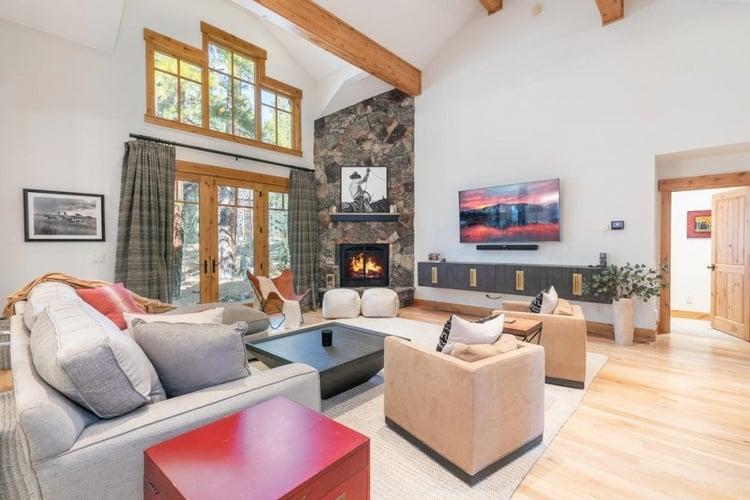 Luxury vacation rentals in Lake Tahoe