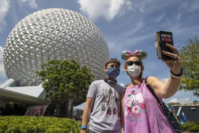 Epcot Disney World is being transformed!