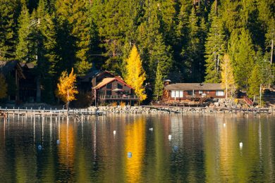 The best lodges and cabins in Lake Tahoe