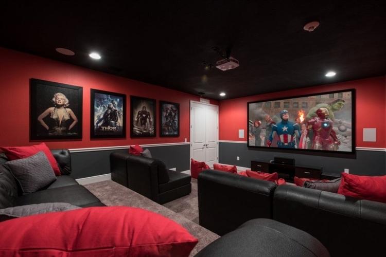 Home theater Encore Resort 189