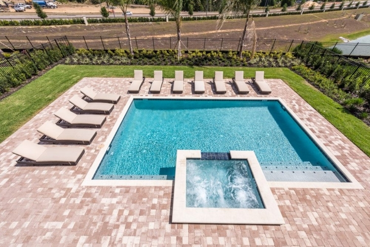 Encore Resort 189 pool views from balcony