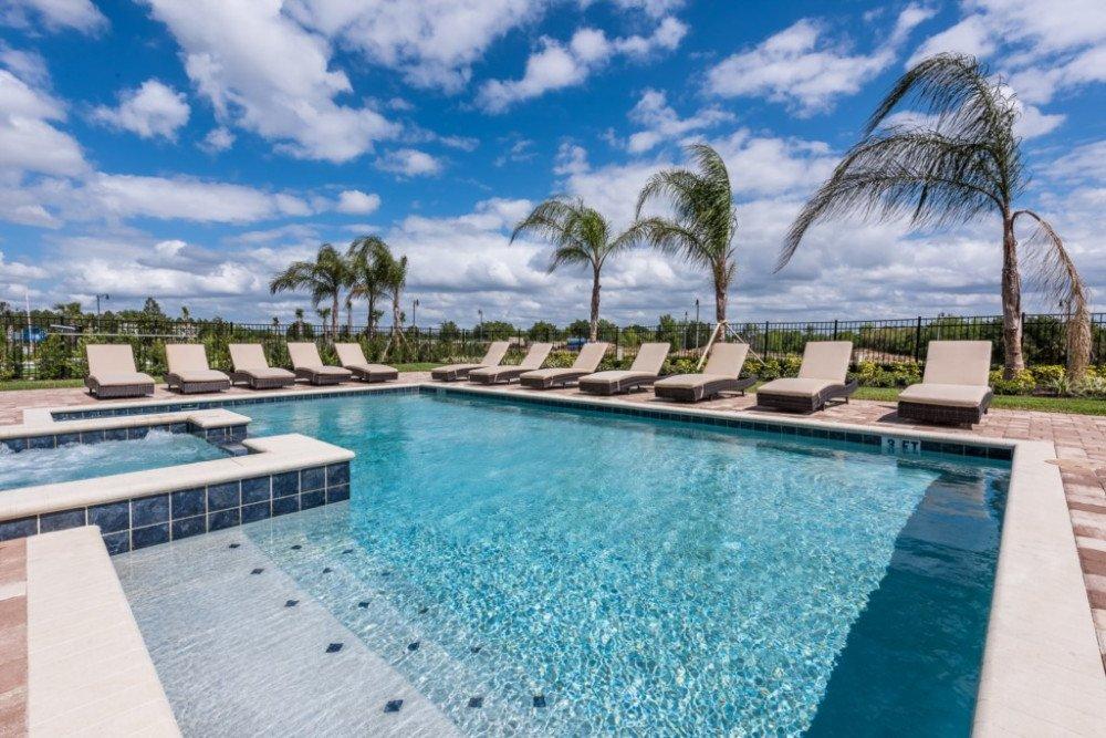 Encore Resort 189 private pool