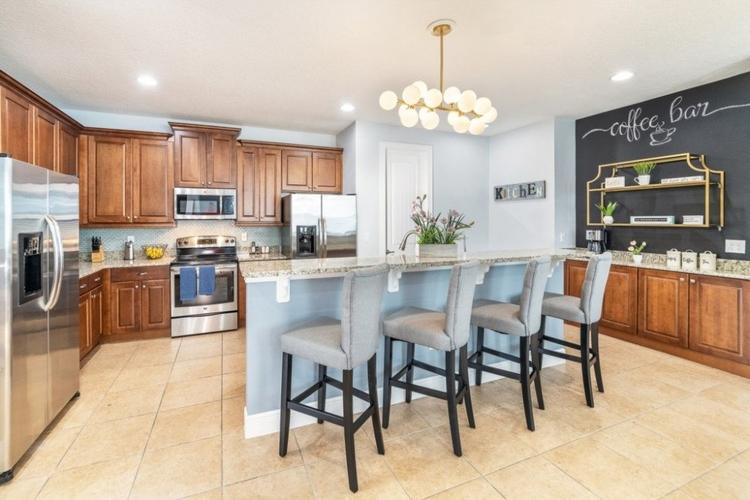 Encore Resort 934 kitchen