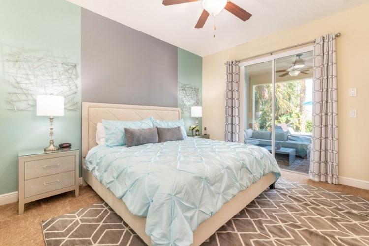 Bedroom Encore Resort 934