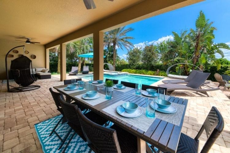 Encore Resort 934 terrace