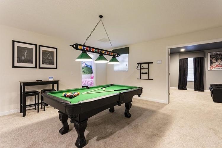 Pool table Championsgate 131