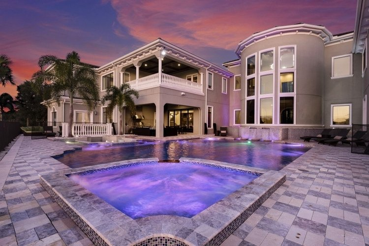10 bedroom vacation rentals Orlando Florida